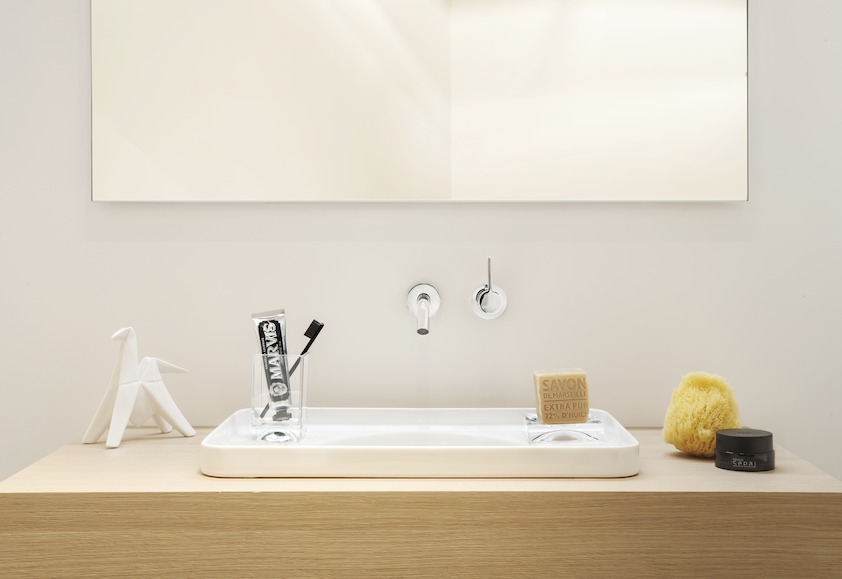 Kartell by laufen total bathroom sets collections laufen